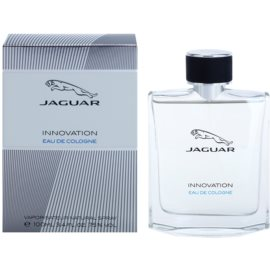 Jaguar Innovation Eau De Cologne acqua di Colonia per uomo 100 ml