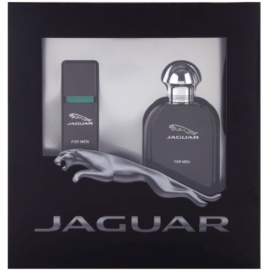 Jaguar Jaguar for Men Gift Set IV.  Eau De Toilette 100 ml + Eau De Toilette 15 ml