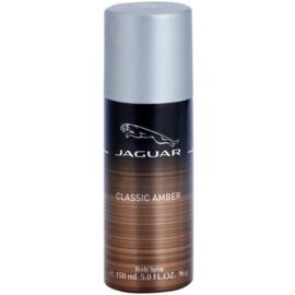 Jaguar Classic Amber dezodor férfiaknak 150 ml