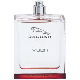 Jaguar Vision Sport eau de toilette teszter férfiaknak 100 ml