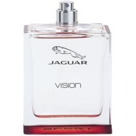 Jaguar Vision Sport toaletní voda tester pro muže 100 ml