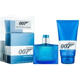 James Bond 007 Ocean Royale coffret cadeau I.  eau de toilette 50 ml + gel de douche 150 ml