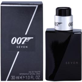 James Bond 007 Seven eau de toilette férfiaknak 30 ml