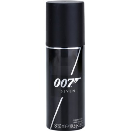 James Bond 007 Seven dezodor férfiaknak 150 ml