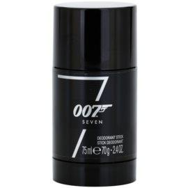 James Bond 007 Seven stift dezodor férfiaknak 75 ml