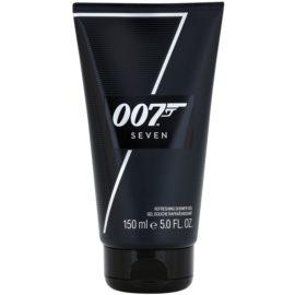 James Bond 007 Seven tusfürdő férfiaknak 150 ml