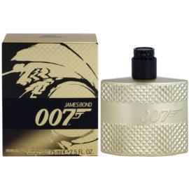 James Bond 007 Gold Edition toaletní voda pro muže 75 ml