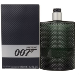 James Bond 007 James Bond 007 toaletna voda za moške 125 ml