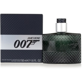 James Bond 007 James Bond 007 Eau de Toilette für Herren 50 ml