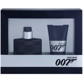 James Bond 007 James Bond 007 darilni set III. toaletna voda 30 ml + gel za prhanje 50 ml