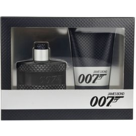 James Bond 007 James Bond 007 coffret I. Eau de Toilette 50 ml + gel de duche 150 ml