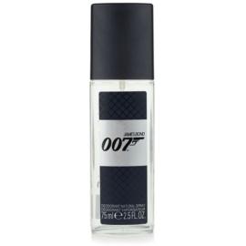 James Bond 007 James Bond 007 desodorizante vaporizador para homens 75 ml