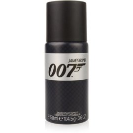 James Bond 007 James Bond 007 deodorant Spray para homens 150 ml
