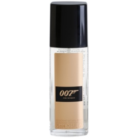James Bond 007 James Bond 007 for Women Deodorant spray pentru femei 75 ml