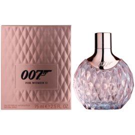 James Bond 007 James Bond 007 For Women II eau de parfum para mujer 75 ml