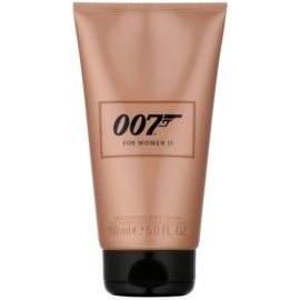 James Bond 007 James Bond 007 For Women II latte corpo per donna 150 ml