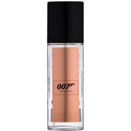 James Bond 007 James Bond 007 For Women II дезодорант з пульверизатором для жінок 75 мл