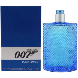 James Bond 007 Ocean Royale eau de toilette pour homme 125 ml
