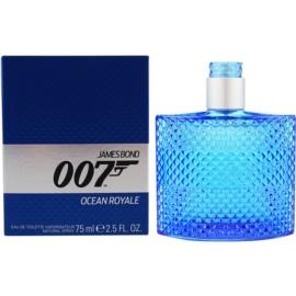 James Bond 007 Ocean Royale toaletna voda za moške 75 ml