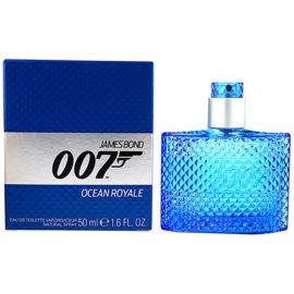 James Bond 007 Ocean Royale Eau de Toilette pentru barbati 50 ml