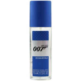 James Bond 007 Ocean Royale desodorante con pulverizador para hombre 75 ml