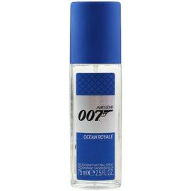 James Bond 007 Ocean Royale deodorant s rozprašovačem pro muže 75 ml