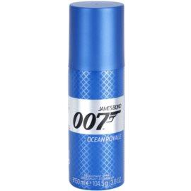 James Bond 007 Ocean Royale deospray pre mužov 150 ml