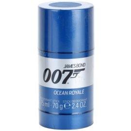James Bond 007 Ocean Royale део-стик за мъже 75 мл.