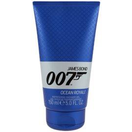 James Bond 007 Ocean Royale tusfürdő férfiaknak 150 ml