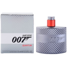 James Bond 007 Quantum Eau de Toilette für Herren 75 ml