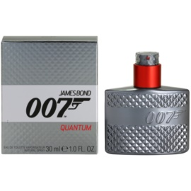 James Bond 007 Quantum Eau de Toilette für Herren 30 ml