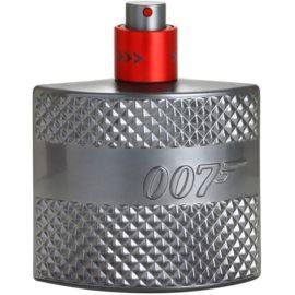 James Bond 007 Quantum toaletní voda tester pro muže 75 ml