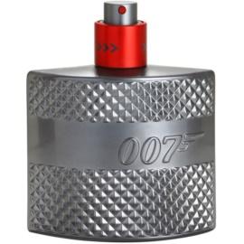 James Bond 007 Quantum toaletná voda tester pre mužov 75 ml