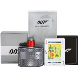 James Bond 007 Quantum darilni set IV. toaletna voda 50 ml + igralne karte