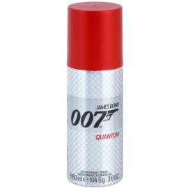 James Bond 007 Quantum deospray pre mužov 150 ml