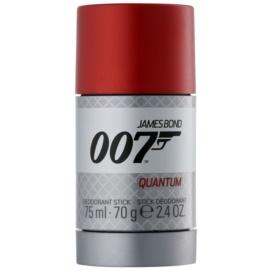 James Bond 007 Quantum дезодорант-стік для чоловіків 75 мл