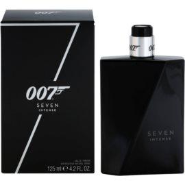 James Bond 007 Seven Intense eau de parfum per uomo 125 ml