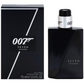 James Bond 007 Seven Intense eau de parfum para hombre 75 ml