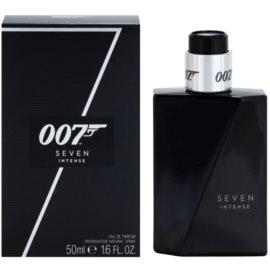 James Bond 007 Seven Intense eau de parfum para hombre 50 ml