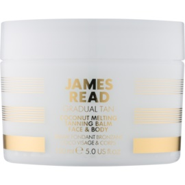James Read Gradual Tan Self - Tanning Lotion For Body And Face With Coconut Oil  150 ml