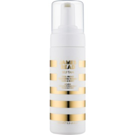 James Read Self Tan spuma bronzanta corp si fata Dark 100 ml