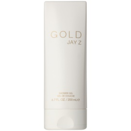 Jay Z Gold Douchegel voor Mannen 200 ml