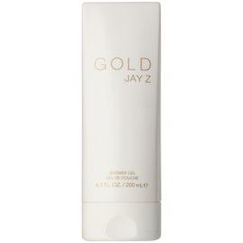 Jay Z Gold tusfürdő férfiaknak 200 ml