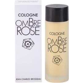 Jean Charles Brosseau Ombre Rose Eau de Cologne für Damen 100 ml