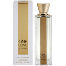 Jean-Louis Scherrer  One Love eau de parfum nőknek 50 ml