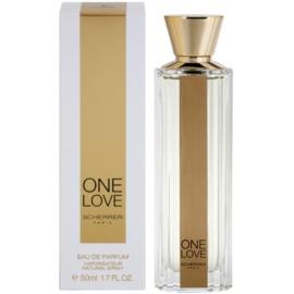 Jean-Louis Scherrer  One Love Eau de Parfum für Damen 50 ml