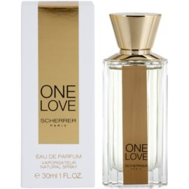 Jean-Louis Scherrer  One Love eau de parfum nőknek 30 ml