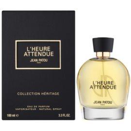 Jean Patou L'Heure Attendue eau de parfum nőknek 100 ml