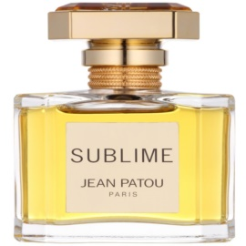Jean Patou Sublime eau de toilette per donna 50 ml
