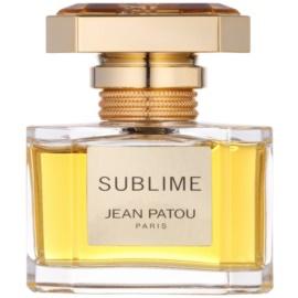 Jean Patou Sublime Eau de Toilette für Damen 30 ml